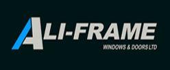 Ali_Frame Windows and Doors Logo