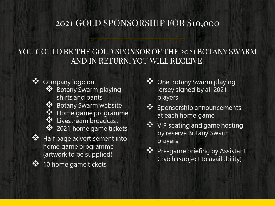 Botany Swarm Sponsorship Web Offer $10K_Jan21